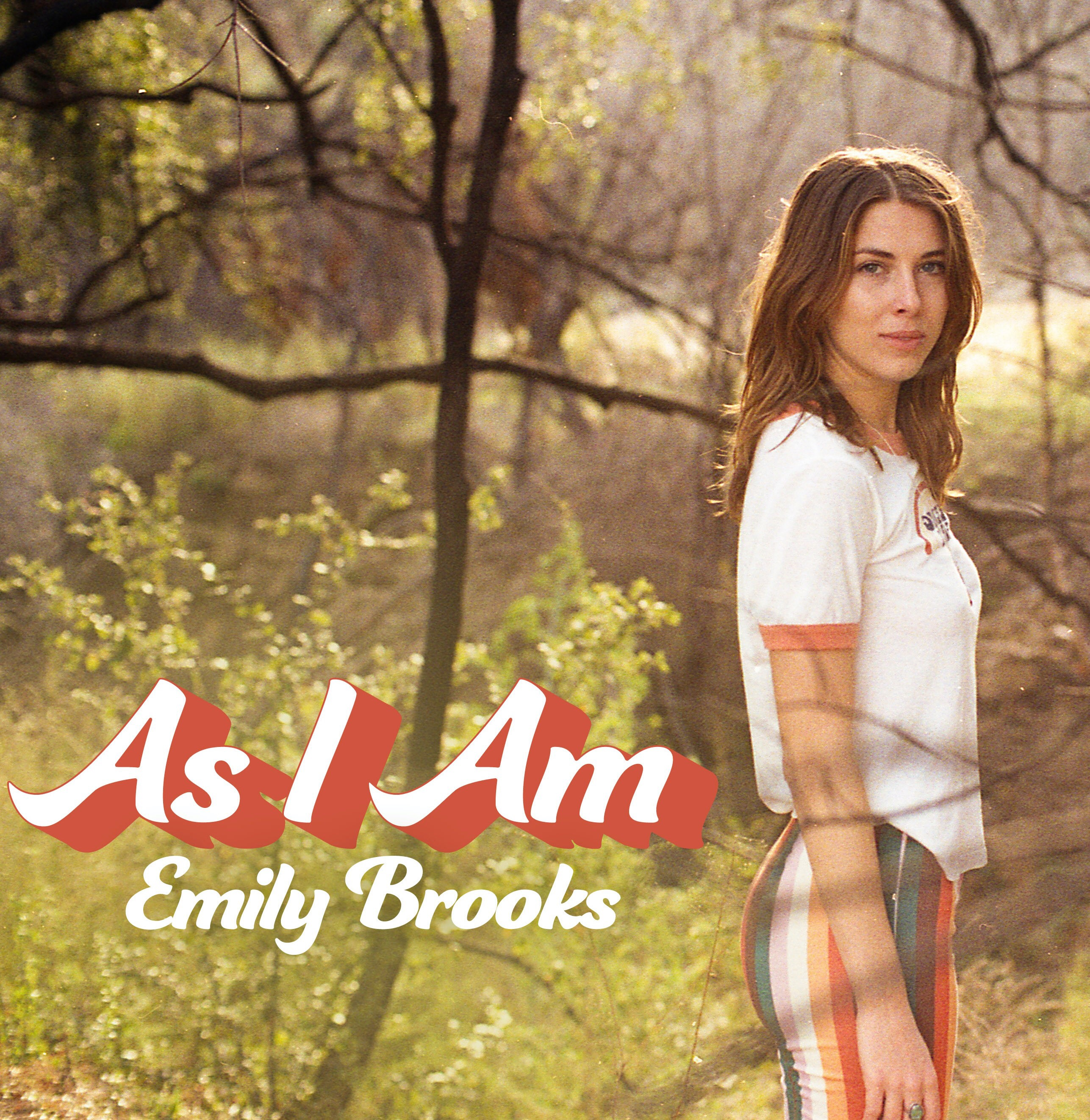 INTRODUCING EMILY BROOKS AND DEBUT SONG 'AS I AM'