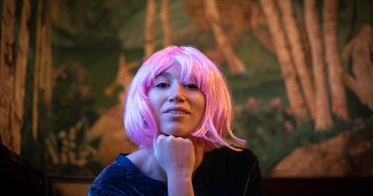 INTERVIEW WITH… LONDON SINGER-SONGWRITER MARIE NAFFAH
