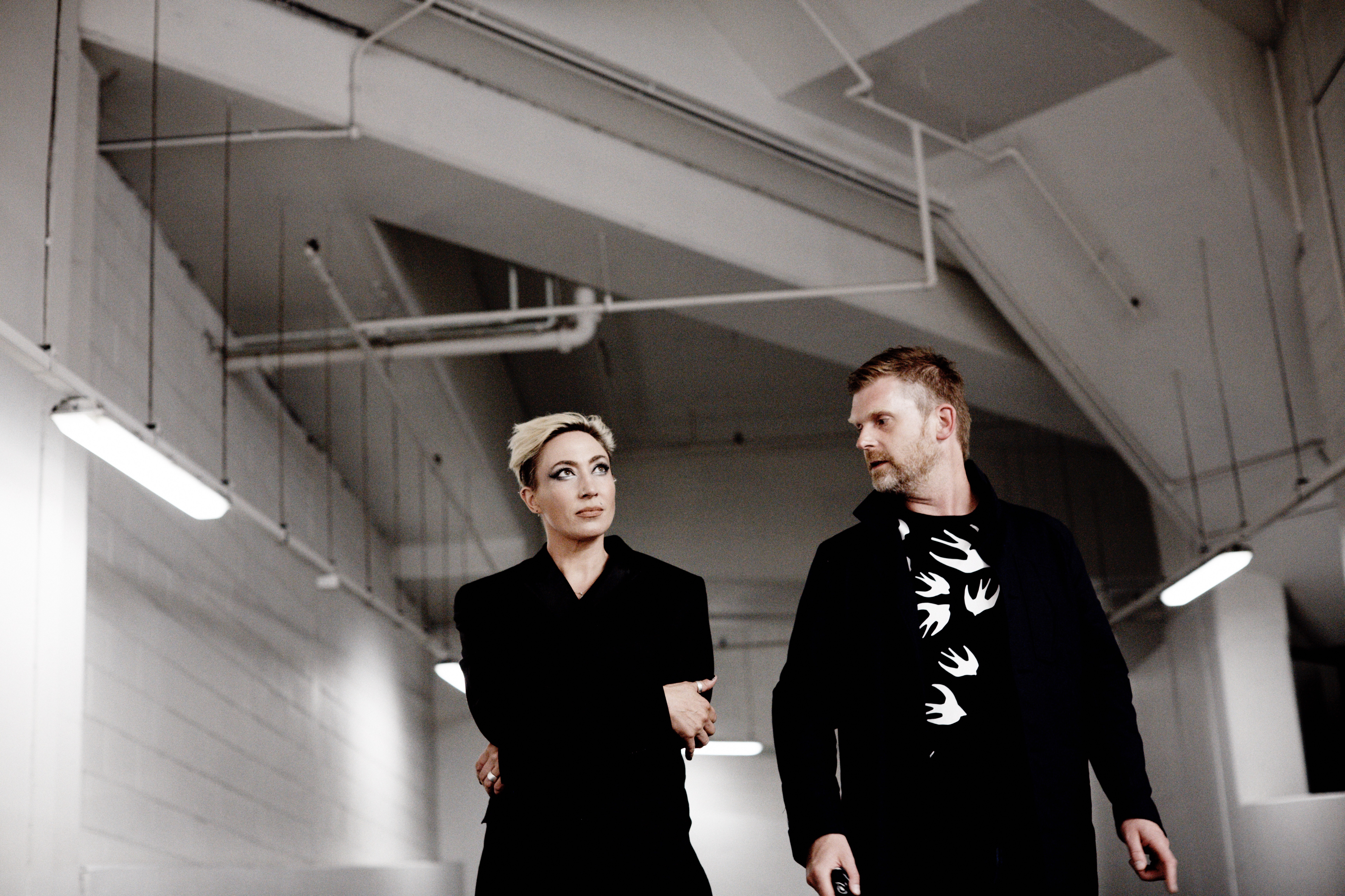 INTERVIEW WITH… UK ELECTRONIC DUO + FILM & GAME MUSIC   COMPOSERS HYBRID