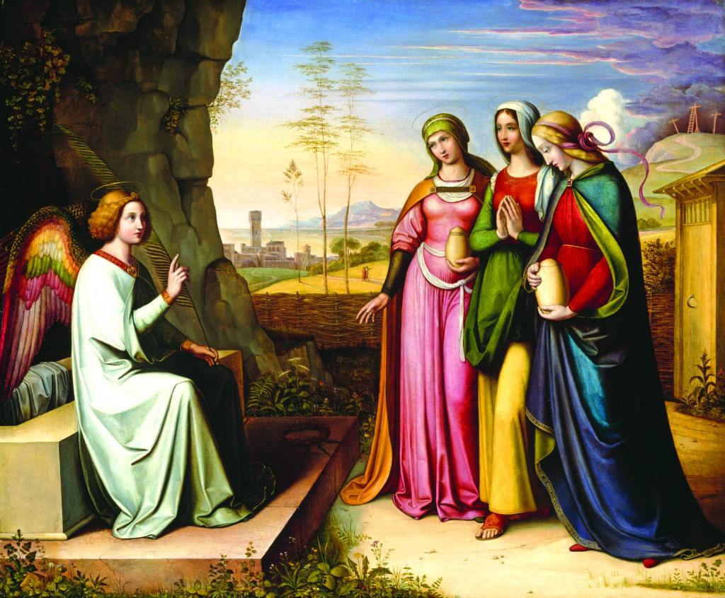 Easter is for Hearing – A Sermon on Mark 16:1-8   Catchy Blog Name Eventually Goes Here.