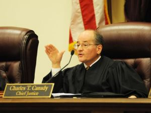 Justice Canady Chosen As Next Chief Justice of the Florida Supreme Court