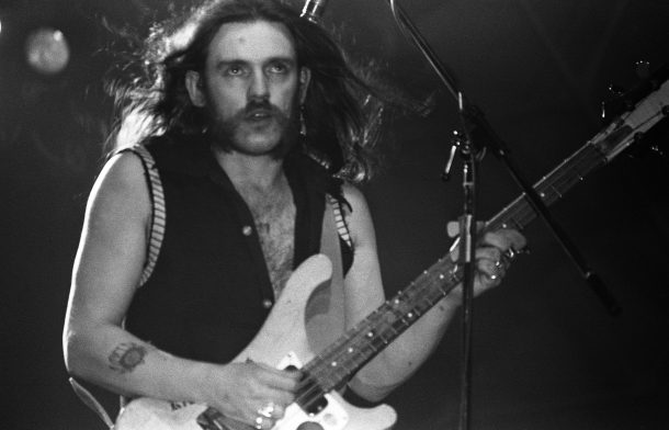 Lemmy Christ, Vancouver, BC, May 28, 1982