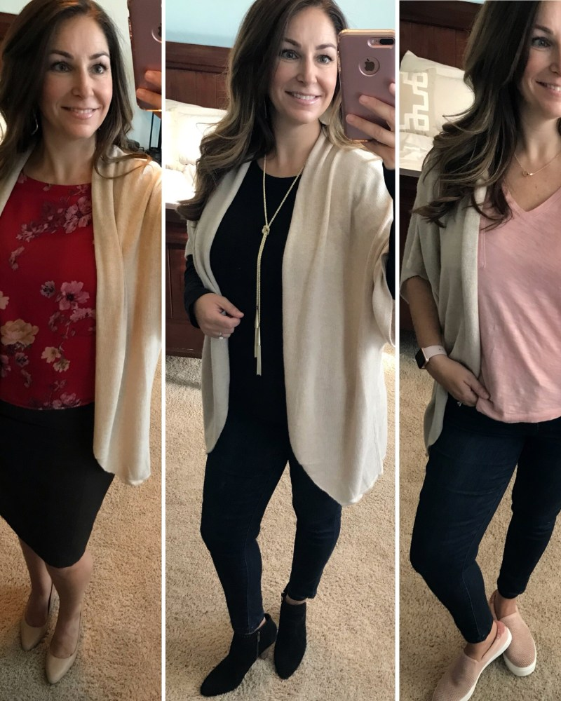 Leith Cardigan 3 Ways