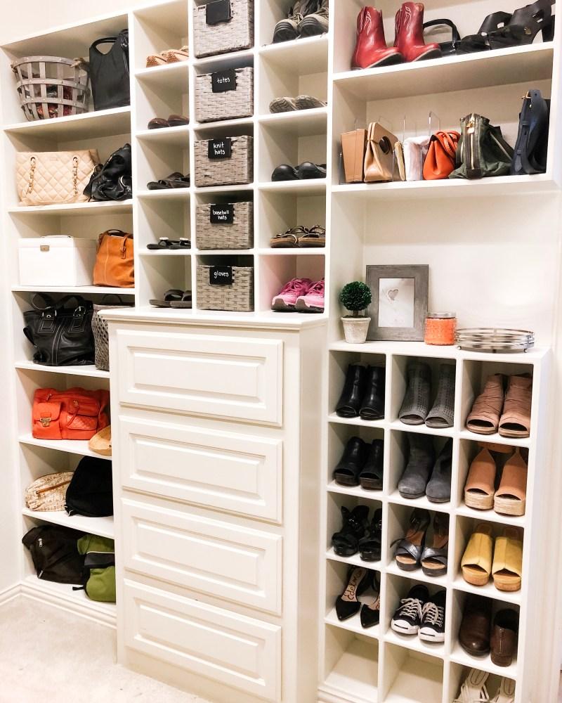 Closet Organization- Southlake