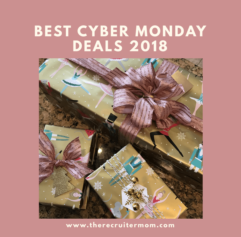 The Cyber Monday Deals 2018