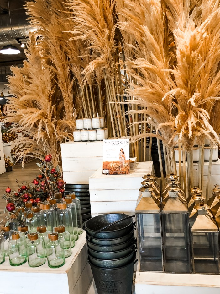 Magnolia Market in Fall 2018 love their home decor and fall items