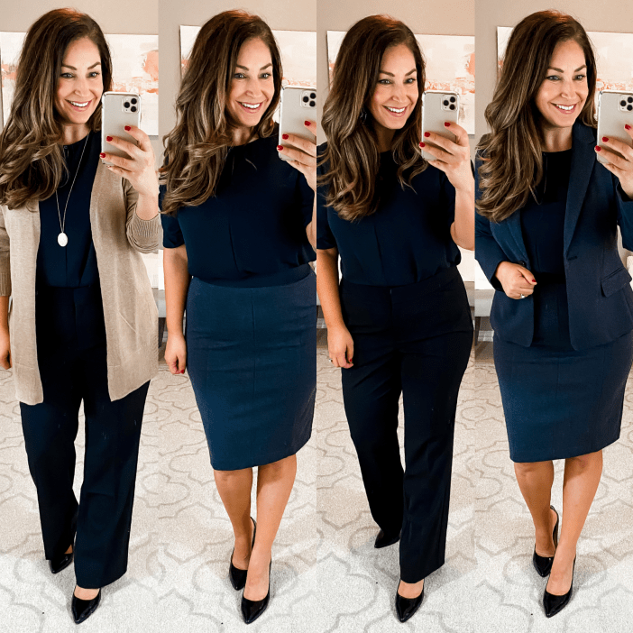 Amazon professional workwear capsule: 15 outfits for under $250