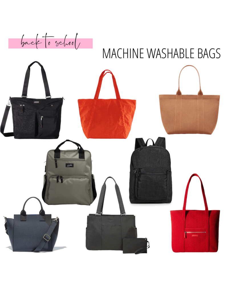 Machine Washable Bags