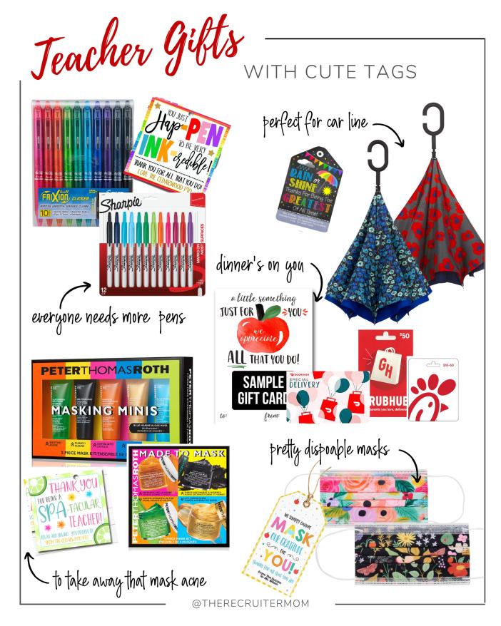 Teacher Gifts 2021 #giftguide #teachergifts #teacher #teacherappreciation #teacher #teachergifts #amazongift #giftset #giftbasket #giftbox #giftinspo
