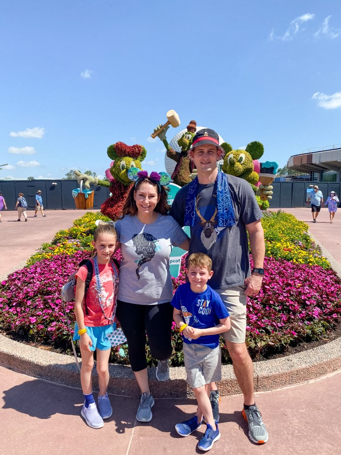 Disney World 2021   Family Outfits, Packing Lists and tips for the best time during your trip in spring and summer 2021.