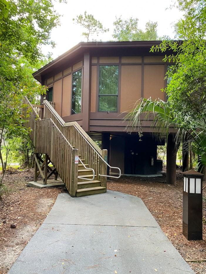 Saratoga Springs Treehouse Villas   Walt Disney World 2021