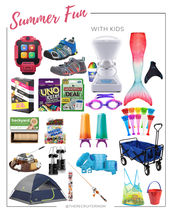 Summer Fun with Kids | Things to do in the summer with kids | Summer Kid activities