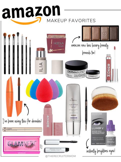 Amazon Makeup Favorites