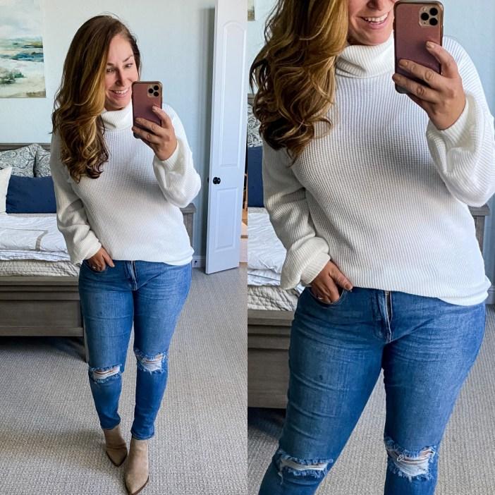 Easy fall sweater from Gibsonlook #newarrivals #fallstyle #gibsonlook #fallfashion #fallsweater #womensclothing