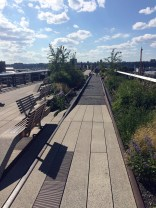 Newest extension of the Highline