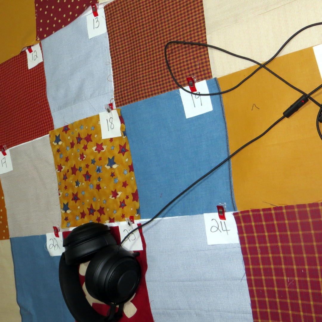 background quilt