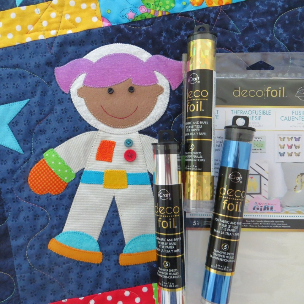 deco foil giveaway february