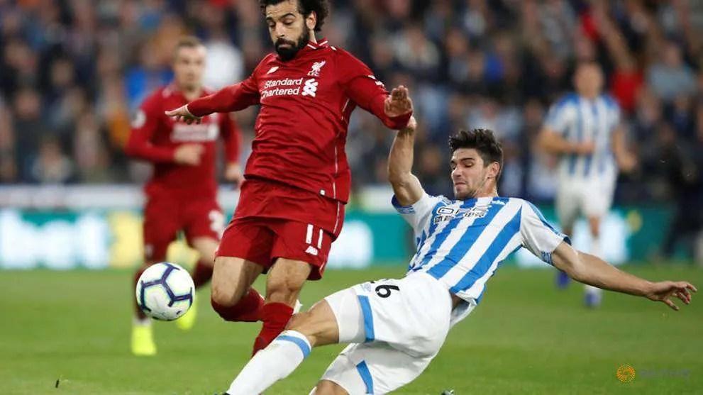 Liverpool v Huddersfield: Player performances