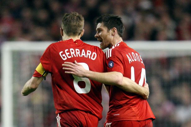 LFCs greatest central midfielders since the Millennium