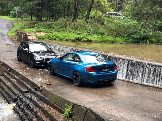 BMW M140i vs M2: side by side