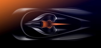 McLaren BP23 Seat Layout