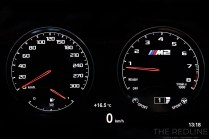 BMW M2 Competition dash