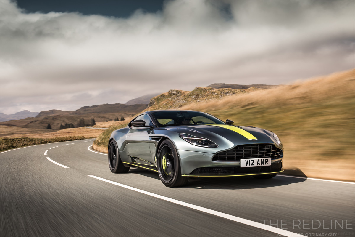 DB11 AMR Signature Edition