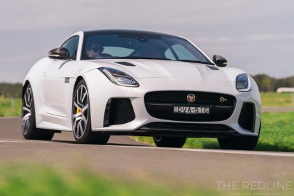 F-Type-SVR Coupe