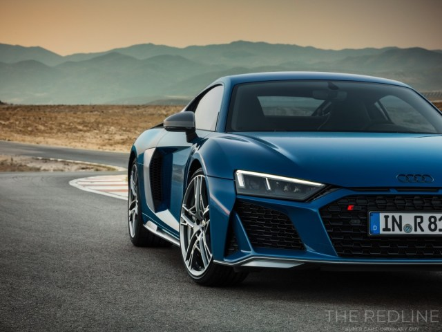 2019 Audi R8