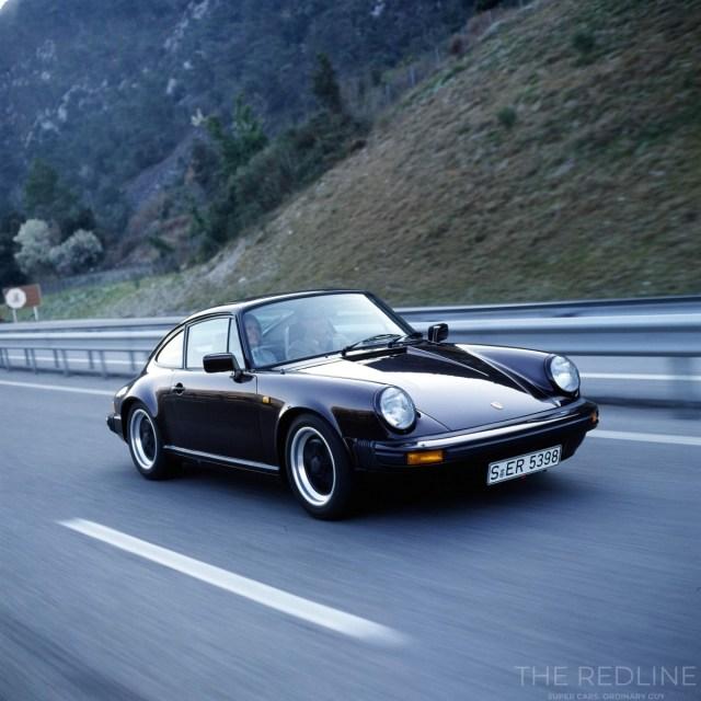1982 Porsche 911 Carrera S Coupe