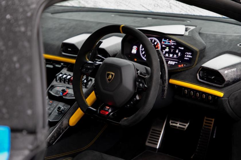 Lamborghini Huracan Performante Spyder The Redline