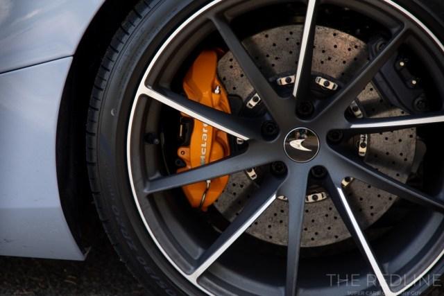 McLaren 720S brakes