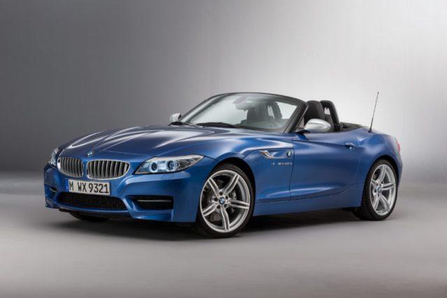 BMW Z4 E89