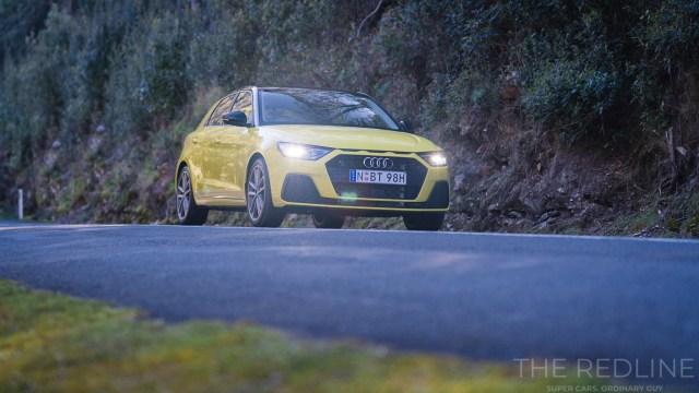 2020 Audi A1 35TFSI