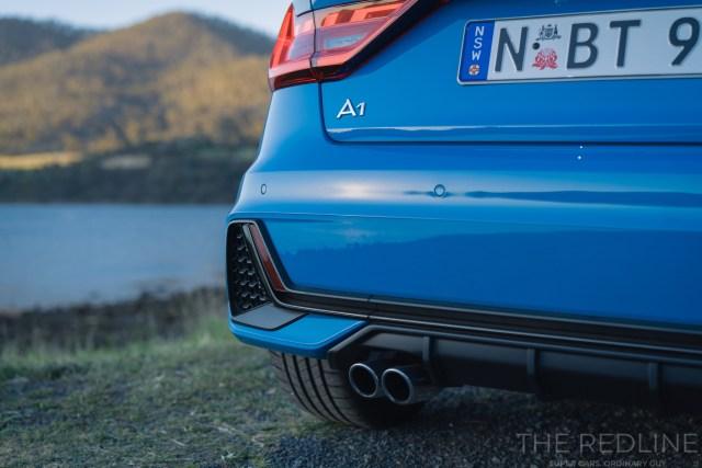 2020 Audi A1 40 TFSI