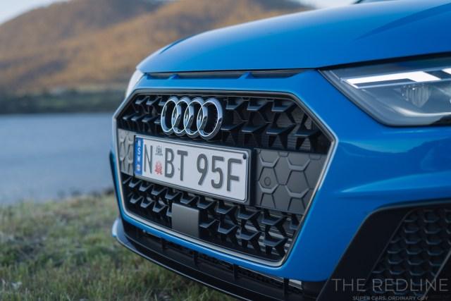 2020 Audi A1 Styling