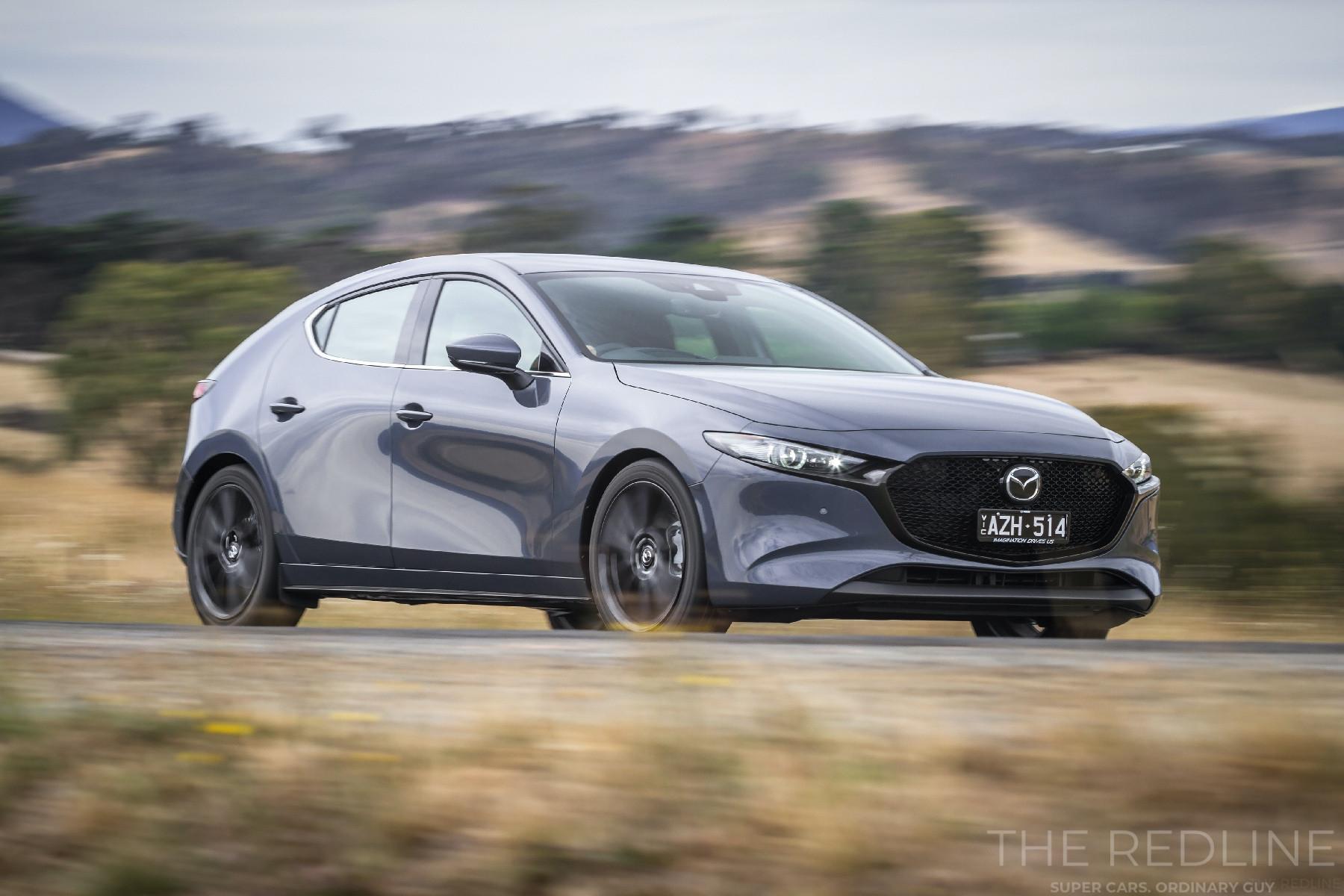 2019 Mazda 3 G20 hatch