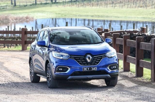 2020 Renault Kadjar Intens