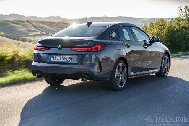 2020 BMW 218i Gran Coupe