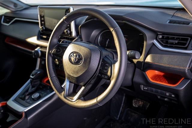 2020 Toyota RAV4 Edge