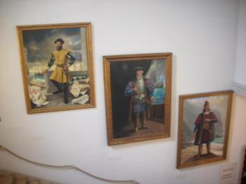Great discoverers: Magellan, Vasco da Gama & Bartolomeu Diaz