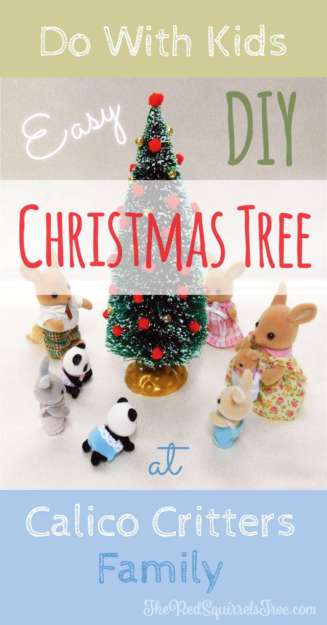DIY Christmas Tree: An Easy Project To Do With Kids