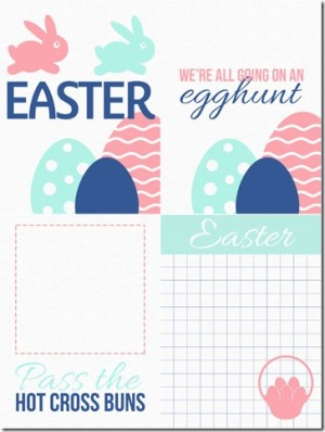 Multi Easter Cards