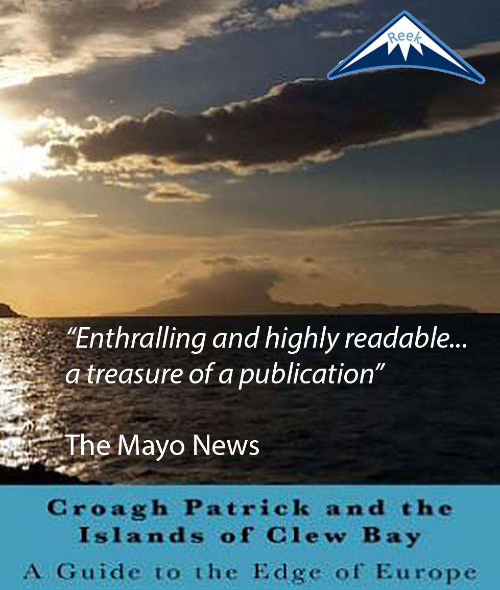 New book from Reek Tours