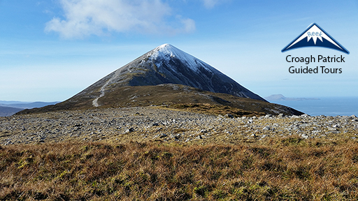 Croagh Patrick Tours on the Wild Atlantic Way in Ireland