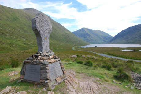 Famine Memorial Doolough