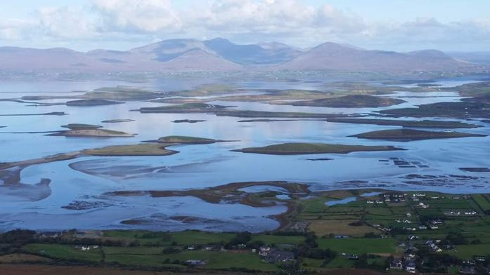 Clew Bay and its Islands - County Mayo, Ireland