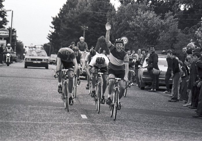 Irish National Championships sprint 1978
