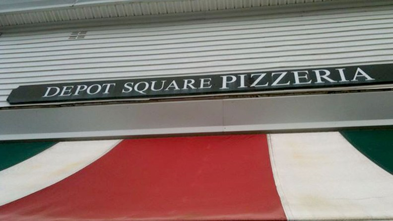 Depot Square Pizzeria Northfield Vermont