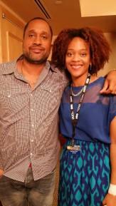 """ABC """"Blackish"""" Executive producer and writer, Kenya Burris"""